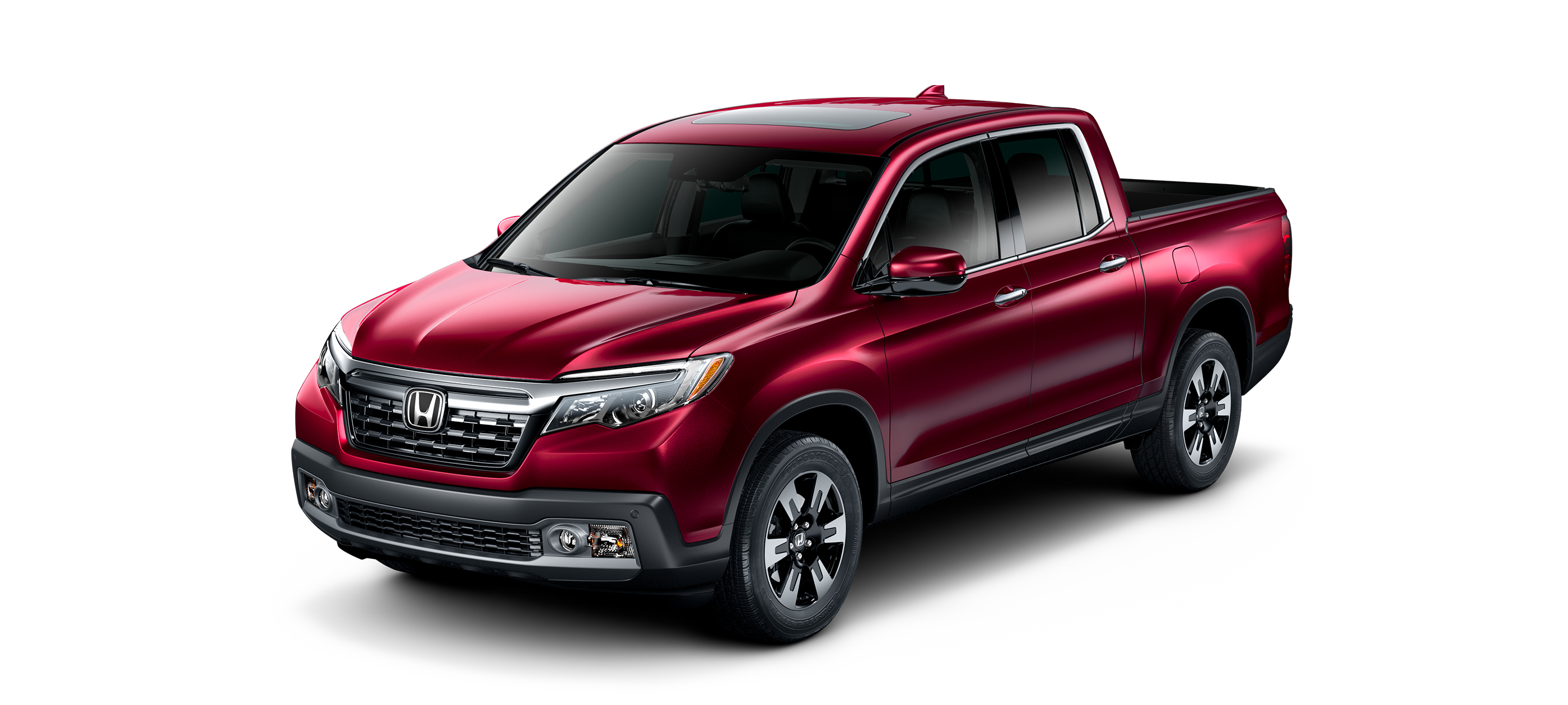 2019 Honda Ridgeline vs. Competition - Truck Comparison ...